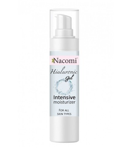 NACOMI Hyaluronic Gel Face Serum - 50ml