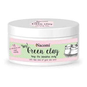 NACOMI Green Clay Cleansing Mask - 65g