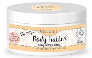 NACOMI Body Butter Orange Sorbet - 100ml