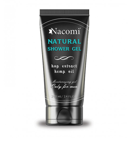 NACOMI Men Hemp Shower Gel - 250ml