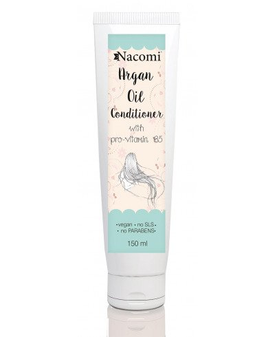 NACOMI Hair Conditioner With Argan Oil - 150 ml