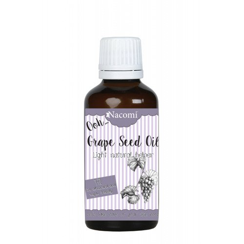 NACOMI Grape Seed Oil - 50 ml