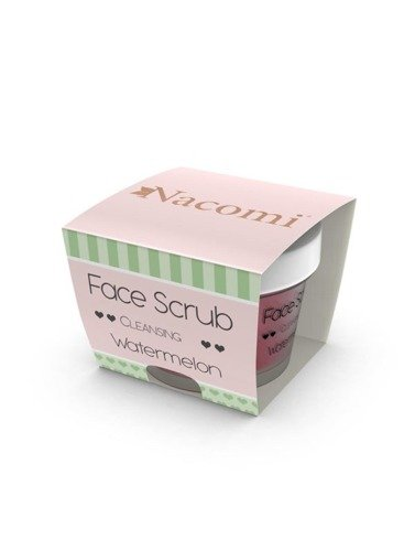 NACOMI Face And Mouth Scrub With Nourishing Watermelon - 80g