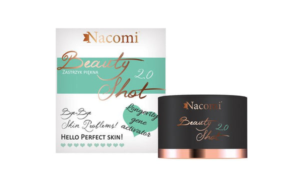 NACOMI Serum Cream BEAUTY SHOT 2.0, 30 ml