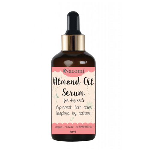 NACOMI Serum For Tips With Almond Oil - 50ml