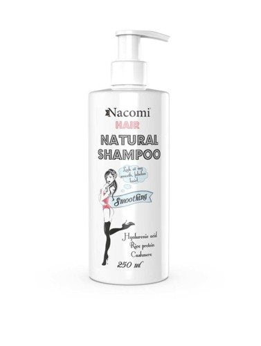 NACOMI Smoothing And Moisturizing Shampoo - 250ml