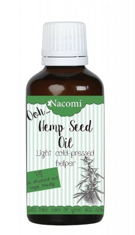 NACOMI - Hemp Oil, 30 ml