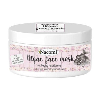 NACOMI Anti-Aging Algae Mask with Cranberry - 42 grams