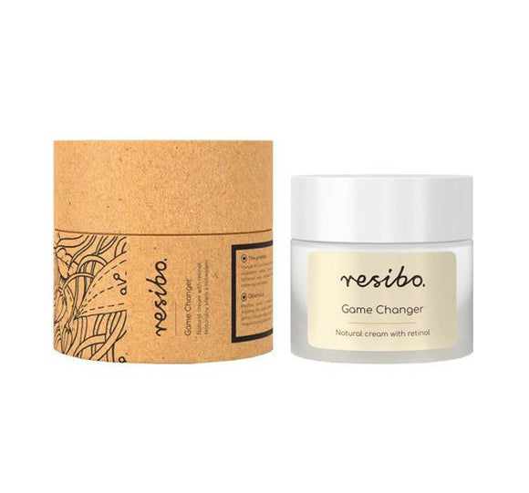 RESIBO Natural Cream With Retinol - 30ml