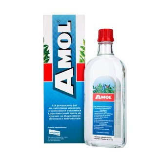 Amol 100ml Multi Purpose Tonic, Herbal, Internal and External Use