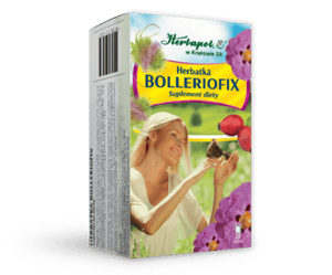 HERBAPOL Herbal Tea Bolleriofix - 20 sachets of 2g