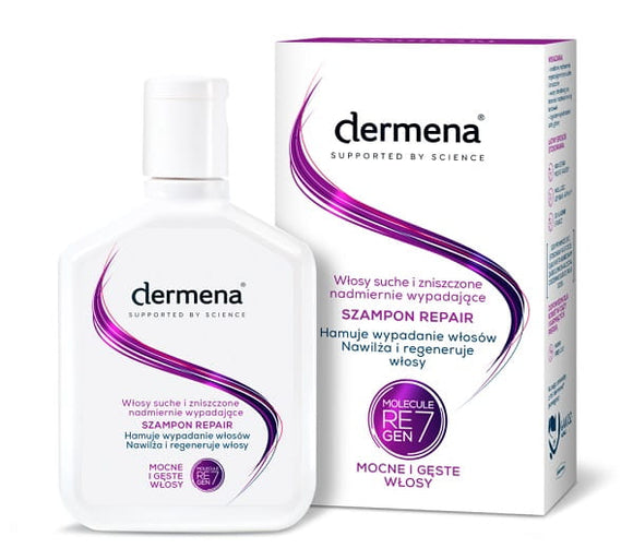 DERMENA REPAIR SHAMPOO - 200 ml