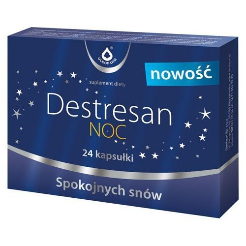 DESTRESAN Night 24 capsule