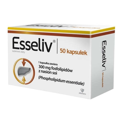 Esseliv - 300 mg - 50 capsules