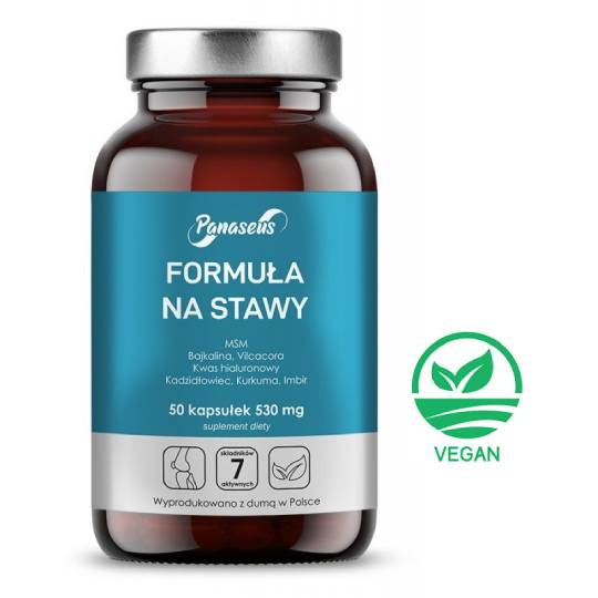 Formula For Joints - 50 Capsules - For Vegan