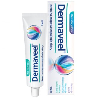 Heel Dermaveel- Cream For Atopic Dermatitis - 30 ml