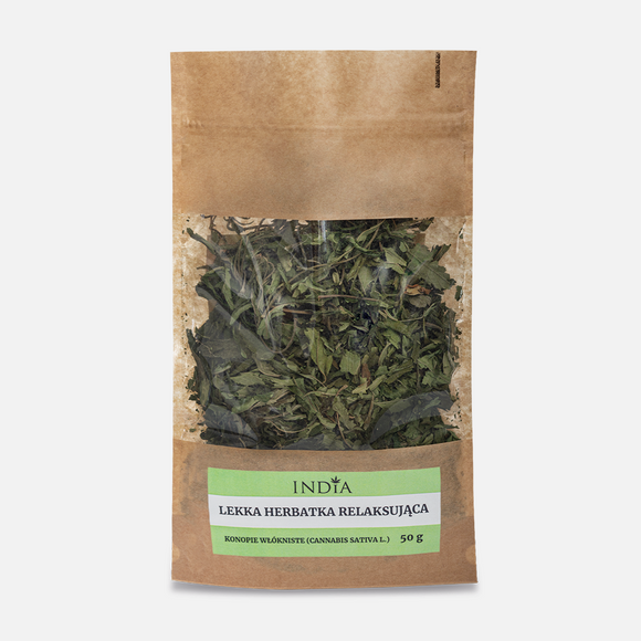 Light Hemp Tea - 50g