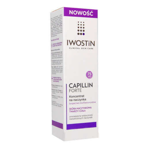 IWOSTIN CAPILLIN FORTE - Concentrate For Capillaries - 75ml