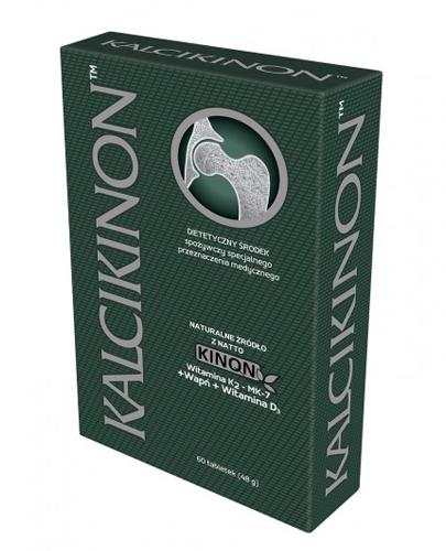 KALCIKINON - 60 tablets Calcium and Vitamin D3