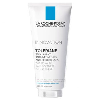 La Roche-Posay Toleriane Mild Cleansing Lotion For Sensitive Facial Skin - 200 ml