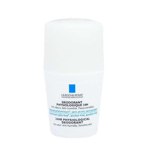 LA ROCHE-POSAY PHYSIOLOGICAL PH - Deodorant Antiperspirant - 24 H - 50 ml