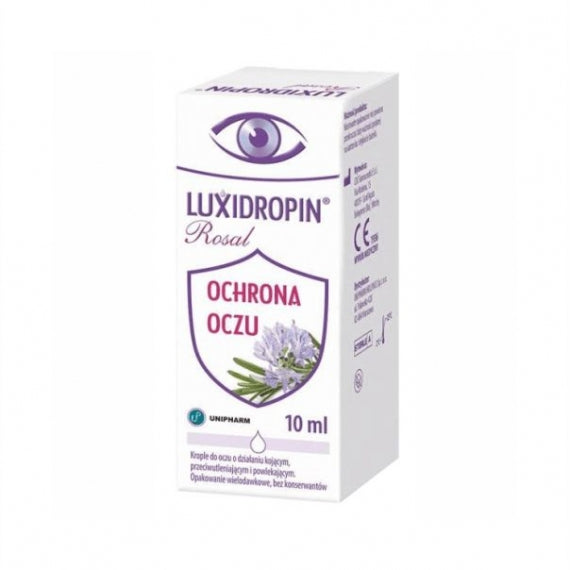 Luxidropin Rosal Eye Drops 10ml