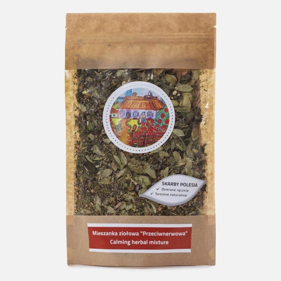 Calming Herbal Mixture 50 g