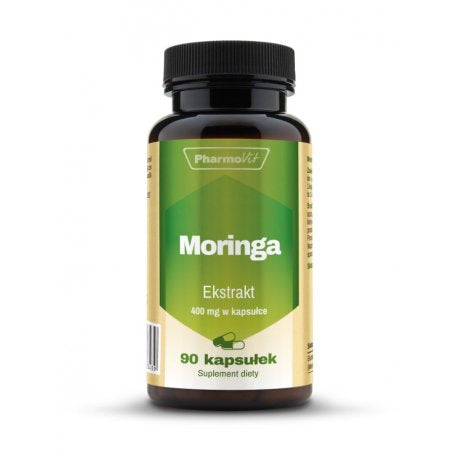 PHARMOVIT - Moringa Maintaining Proper Level Of Glucose - 90 capsules