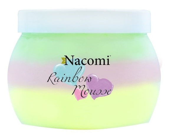 NACOMI Rainbow Body Mousse With The Scent Of Sweet Watermelon - 200ml