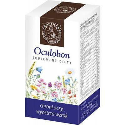 OCULOBON Eye Support Preparation - 30 capsules