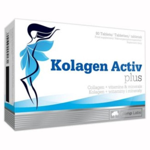 Kolagen Activ Plus - 80 tablets OLIMP