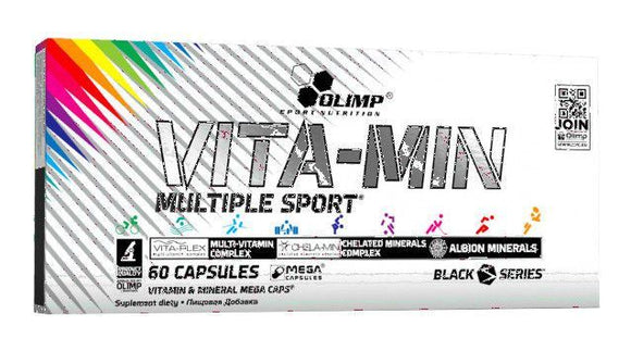 Olimp Vita-min Multiple SPORT NEW FORMULA - 60 capsules