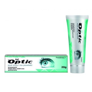Optic Gel For The Eyes And Eyelids - 20g