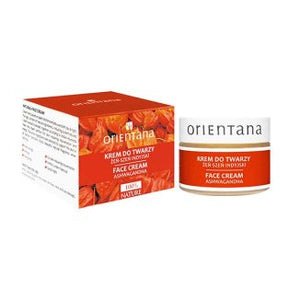 Orientana Face Cream INDIAN GINSENG - 40 gr
