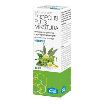 PROPOLIS Plus Potion - 20ml Drops