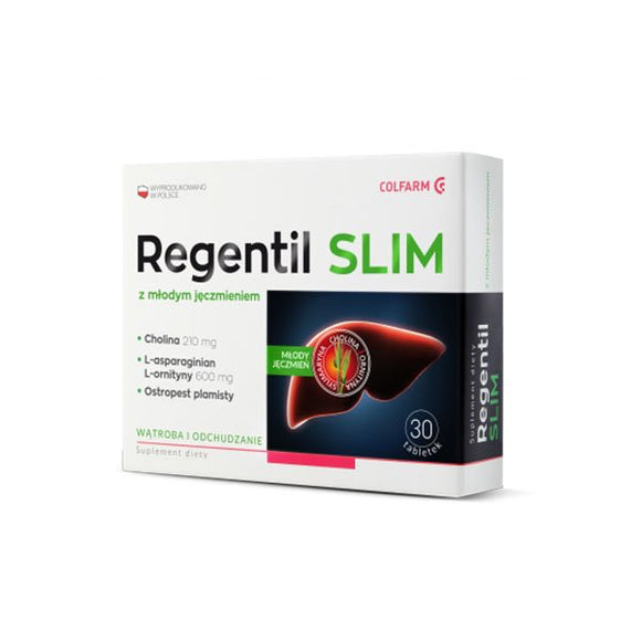 Colfarm Regentil Slim - 30 tablets