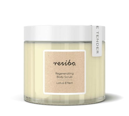 RESIBO Regenerating Body Scrub - 300 g