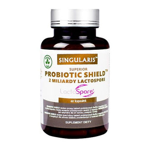 Singularis Probiotic Shield 2 billion - 60 capsules