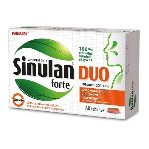 SINULAN DUO FORTE 60 tablets