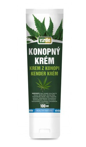 VIRDE HEMP Cream 100 ml