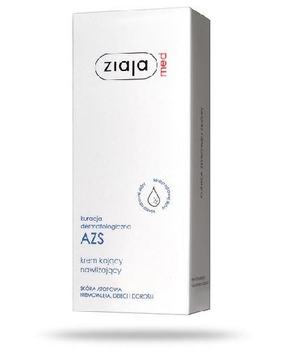 ZIAJA MED - Dermatological - Atopic Skin - Soothing And Moisturizing Face Cream - 50ml