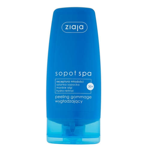 ZIAJA - SOPOT SPA - SMOOTHING ENZYME FACE PEELING ALL SKIN TYPES 30+