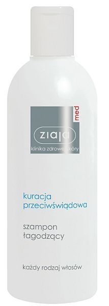ZIAJA MED - Hair Care - Soothing Shampoo - 300 ml