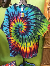 Load image into Gallery viewer, Tie Dye T-Shirt XLarge