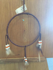 Authentic Native Dream Catcher 2,3,4 &6""