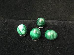 Gemstone Spheres and Eggs