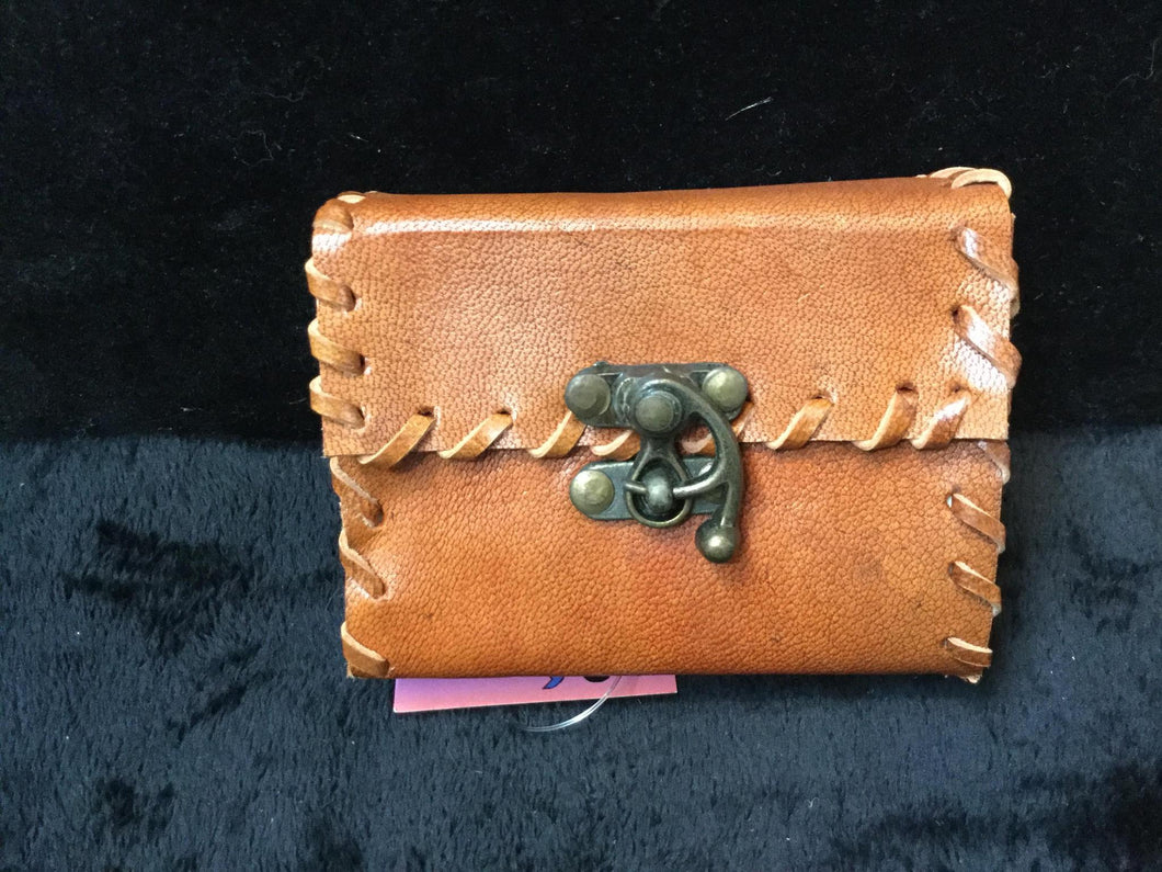 Leather Journal 3 x 4""