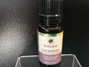Sunleaf 100% Pure Essential Oils
