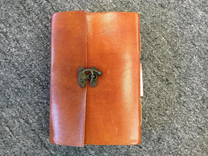 Leather Journal 5 x 7""