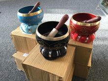 Load image into Gallery viewer, Tibetan Singing Bowl